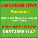 Cara Order sms wa